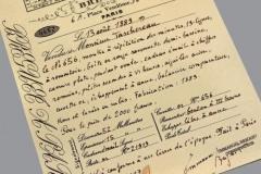 Breguet - Montre de poche or jaune à répétition - Adjugé : 6.500€