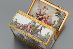 Boite Rectangulaire - Allemagne XVIIIe siècle - Adjugé : 5.200€