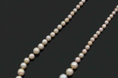 Collier Perles Fines  - Adjugé 13.000€