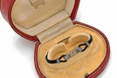CARTIER - Montre Platine Diamants - Vers 1920 - Adjugé : 12.200€
