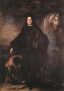 Portrait du duc de PASTRANA par Juan Carreno de Miranda – Musée du Prado