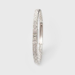 MONTRE cartier SIGNORET DIAMANTS - DIGARD