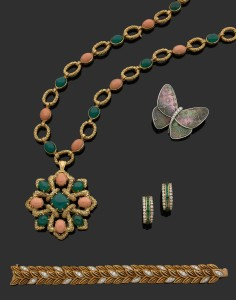 collier VAN CLEEF AND ARPELS DELPHES