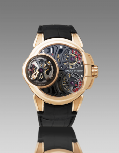 montre harry winston tourbillon or
