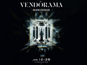 Exposition Boucheron VENDORAMA 2018