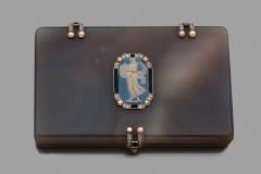Cartier - Boite Agate - Adjugé :  14.000€