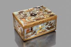 Boite or-  Michel de LASSUS - Paris 1747 Adjugé : 188.000€
