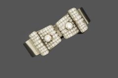 Bracelet Diamants  - Adjugé : 13.500€