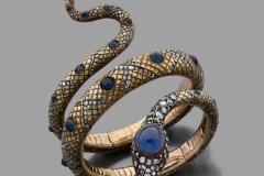 Bracelet Serpent - XIXeme Siecle - Adjugé : 16.000€