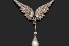 Broche Perle Fine - Adjugé :  262.000€