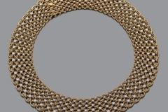 CARTIER - Collier Diamants - Adjugé : 44.000€