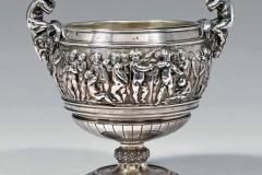 Coupe Argent - Vers 1870 - Adjugé : 1.200€