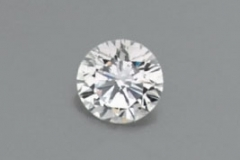 Diamant rond - 2,12 carats  D VVS1 - Adjugé : 30.000€