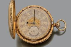 Montre Poche à répétition - XIXe siècle - Adjugé : 4.000€